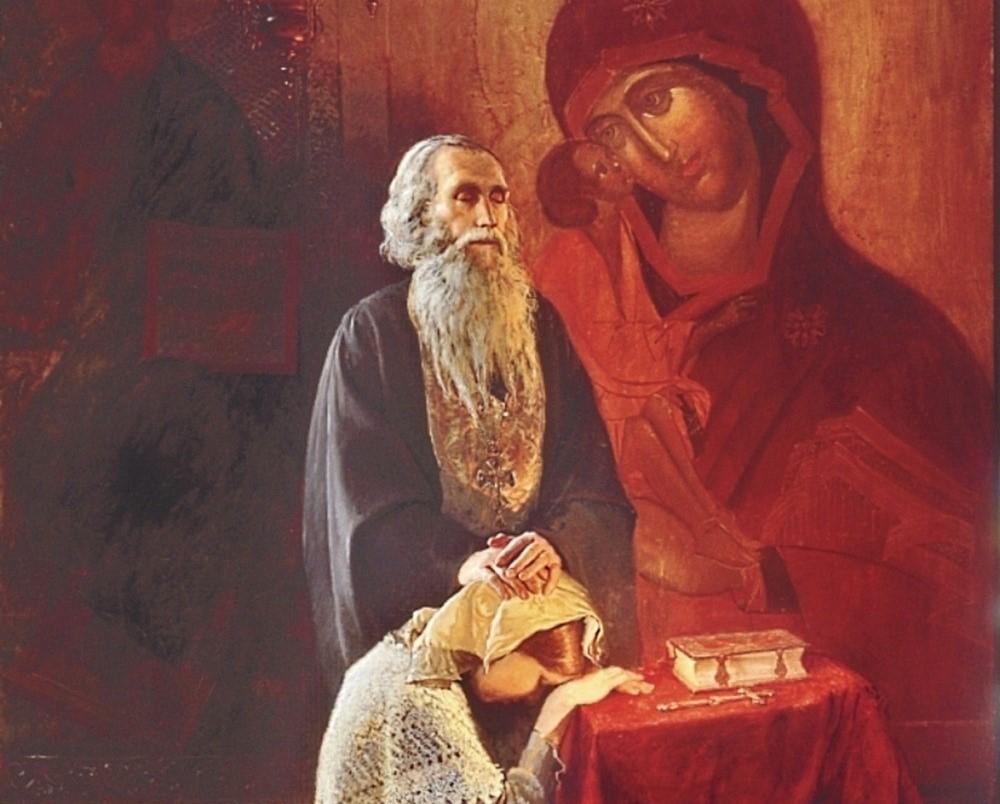 если каргель отступники прощение христос поднятые проблемы